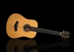 Acoustic Travel Guitar - EB-03