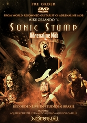 Mike Olando - Sonic Stomp - DVD