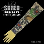 Shredneck Tattoo Sleeve - Model SN-TS10