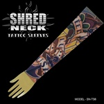 Shredneck Tattoo Sleeve - Model SN-TS6