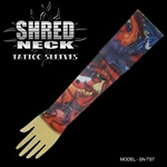 Shredneck Tattoo Sleeve - Model SN-TS7