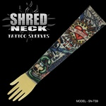 Shredneck Tattoo Sleeve - Model SN-TS9
