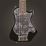Shredneck Travel Bass - Z-Series - STBS-BK-BP