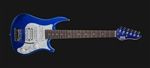 Shredneck Travel Guitar - Model STVX-MBL