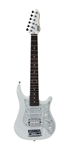 Shredneck Travel Guitar - Model STVX-WH