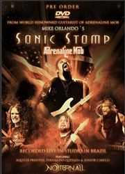 Mike Olando - Sonic Stomp - Signed DVD, Card & Pick