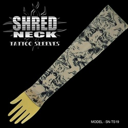 Shredneck Tattoo Sleeve - Model SN-TS19