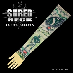 Shredneck Tattoo Sleeve - Model SN-TS23