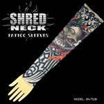 Shredneck Tattoo Sleeve - Model SN-TS36