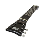 SHREDNECK - 12-24 Fret SUPREME Model - Black