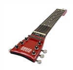 SHREDNECK - 12-24 Fret SUPREME Model - Red