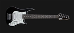 Shredneck Travel Guitar - Model STVX-BK